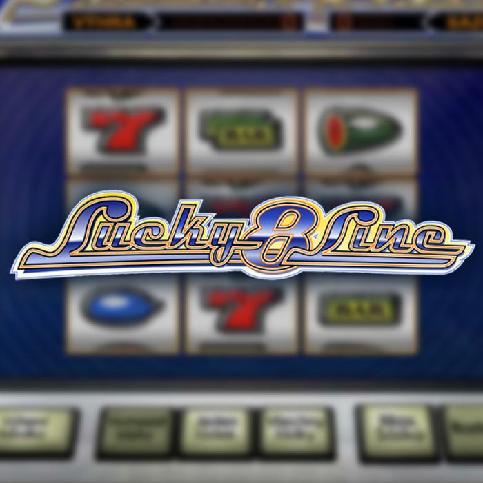 Lucky8line