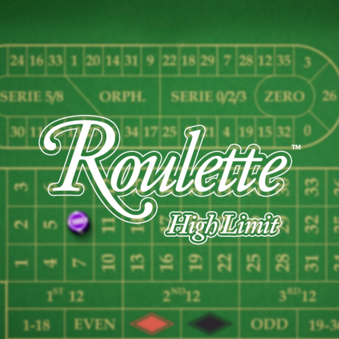 Rouletteadvanced high