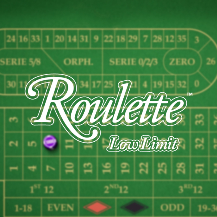 Rouletteadvanced low