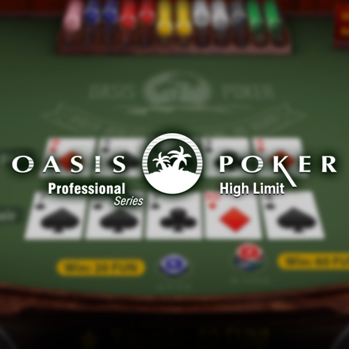 Oasispoker high