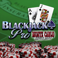 Blackjack pro single