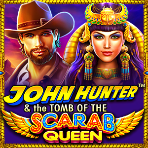 Supercasino game thumb pragmatic john hunter and the tomb of scarab queen 300x300