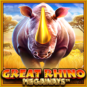 Supercasino game thumb pragmatic great rhino megaways 300x300