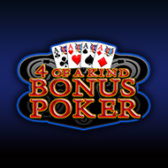 4 of a kind bonus poker