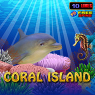 Coral island