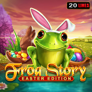 300x300 frog story   easter edition