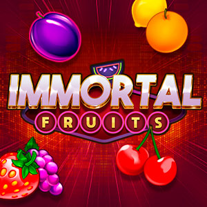 Supercasino  game thumbs 300x300 immortal fruits