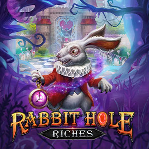 Supercasino  game thumbs 300x300 rabbit hole riches