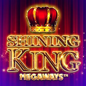 Supercasino  game thumbs 300x300 shining king megaways
