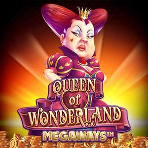 Supercasino  game thumbs 300x300 queen of wonderland megaways