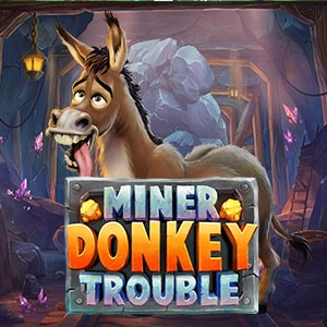 Supercasino game thumbs  300x300 miner donkey trouble