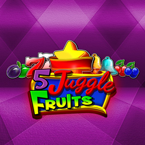 Supercasino game thumbs  300x300 5 juggle fruits