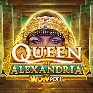 Supercasino game thumbs 300x300 queen of alexandria wowpot
