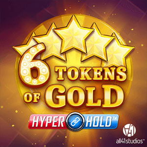 Supercasino game thumbs 300x300 6 tokens of gold