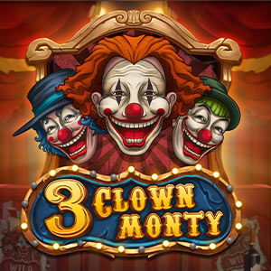 Supercasino game thumbs 300x300 3 clown monty