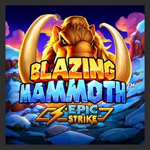 Supercasino game thumbs 300x300 blazing mammoth