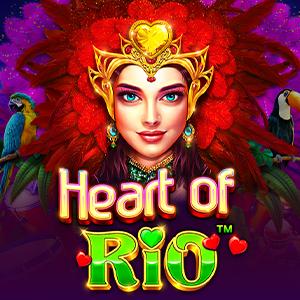 Supercasino game thumb pragmatic heart of rio 300x300