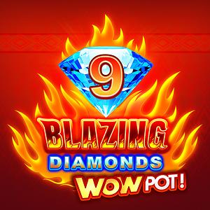 Supercasino game thumbs 300x300 9 blazing diamonds wowpot