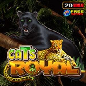 Supercasino game thumbs 300x300 cats royal