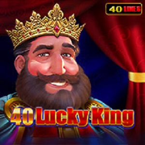 Supercasino game thumbs 300x300 40 lucky king