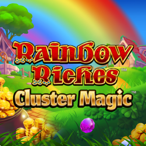 Supercasino game thumbs 300x300 rainbow riches cluster magic