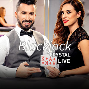 Crystal blackjack   netent live