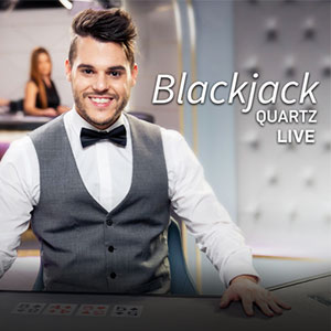 Blackjack quartz   netent live