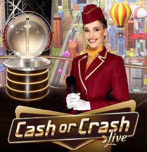 Cash or crash